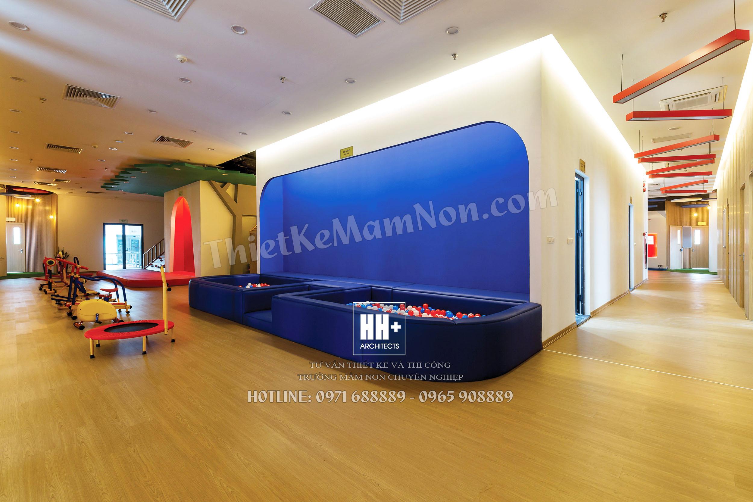 Rosemont_khuvandong_01 thiết kế trường mầm non Thiết kế trường mầm non Quốc Tế MỸ ROSEMONT Rosemont khuvandong 01