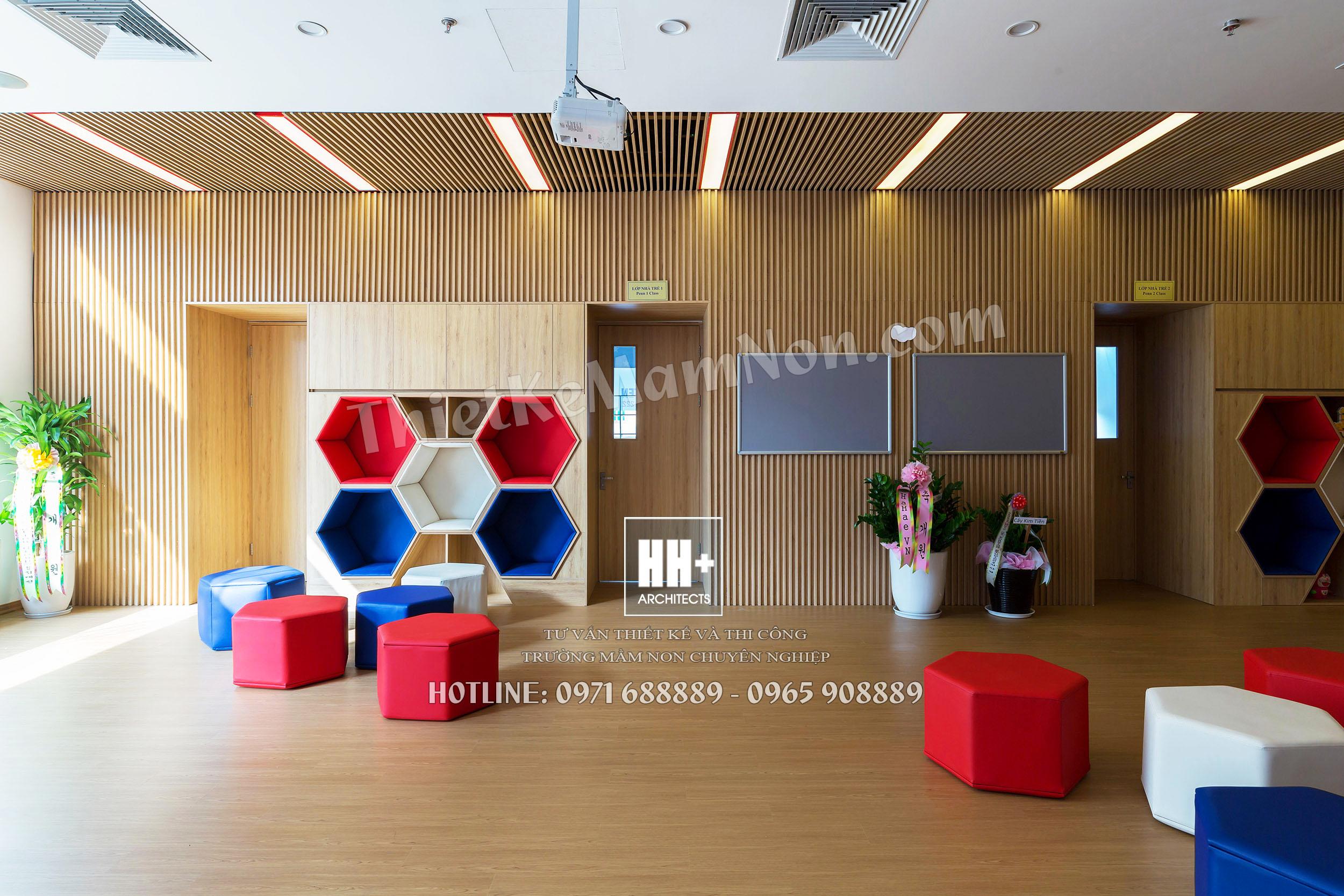 Rosemont_sinhhoatchung_09 thiết kế trường mầm non Thiết kế trường mầm non Quốc Tế MỸ ROSEMONT Rosemont sinhhoatchung 09