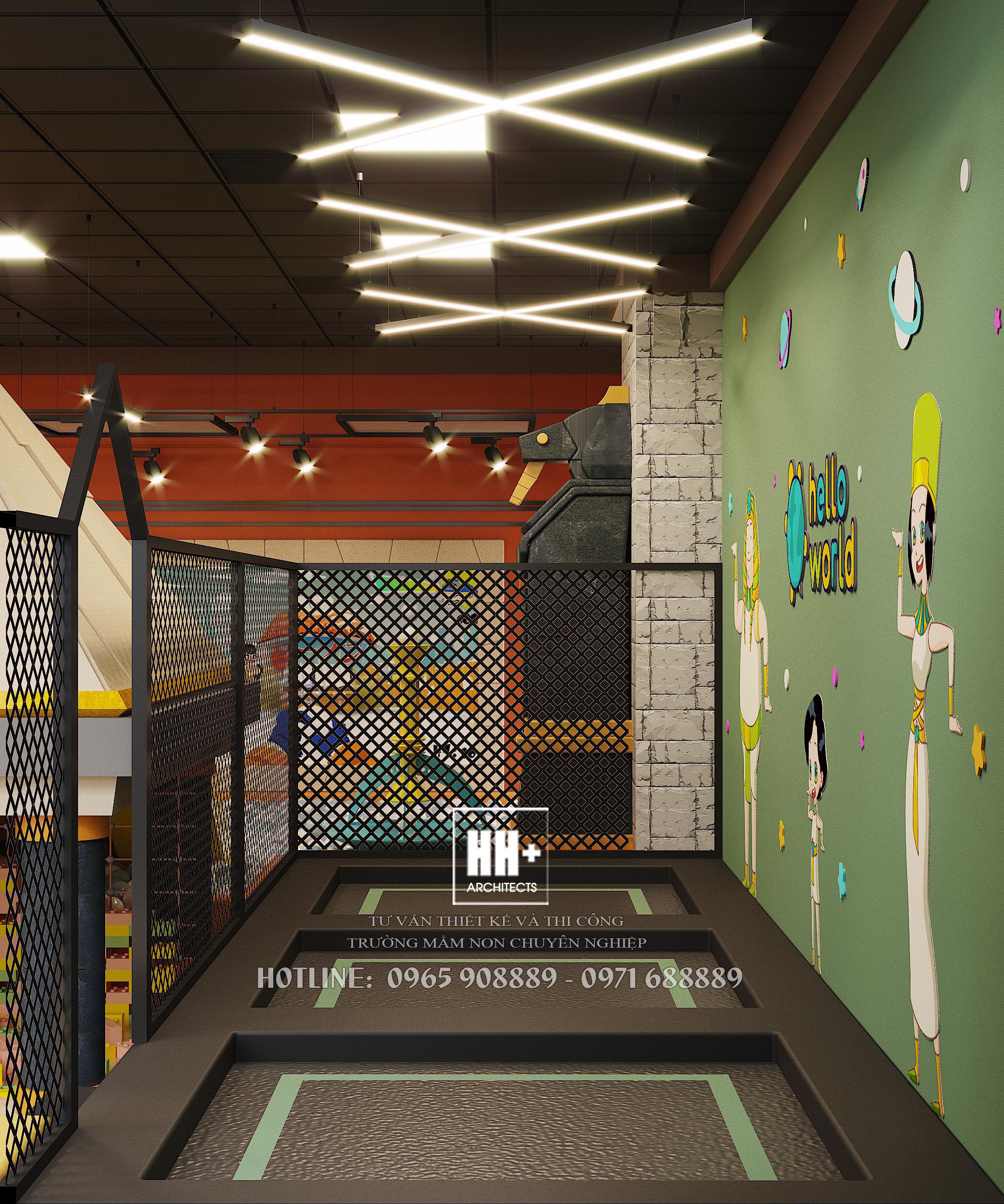 11 Thiết kế khu vui chơi trẻ em Thiết kế khu vui chơi trẻ em Hello World 11