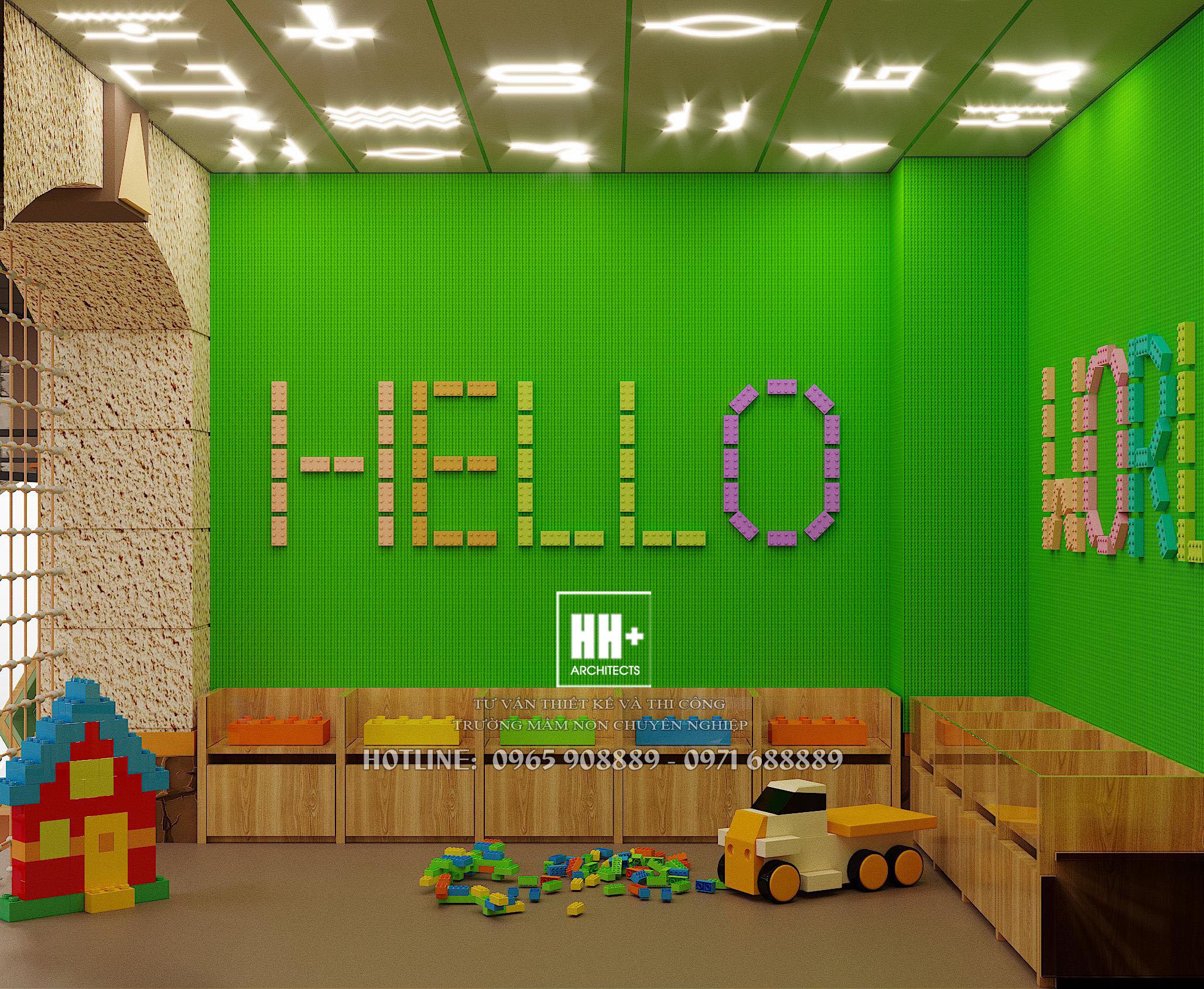 12 Thiết kế khu vui chơi trẻ em Thiết kế khu vui chơi trẻ em Hello World 12