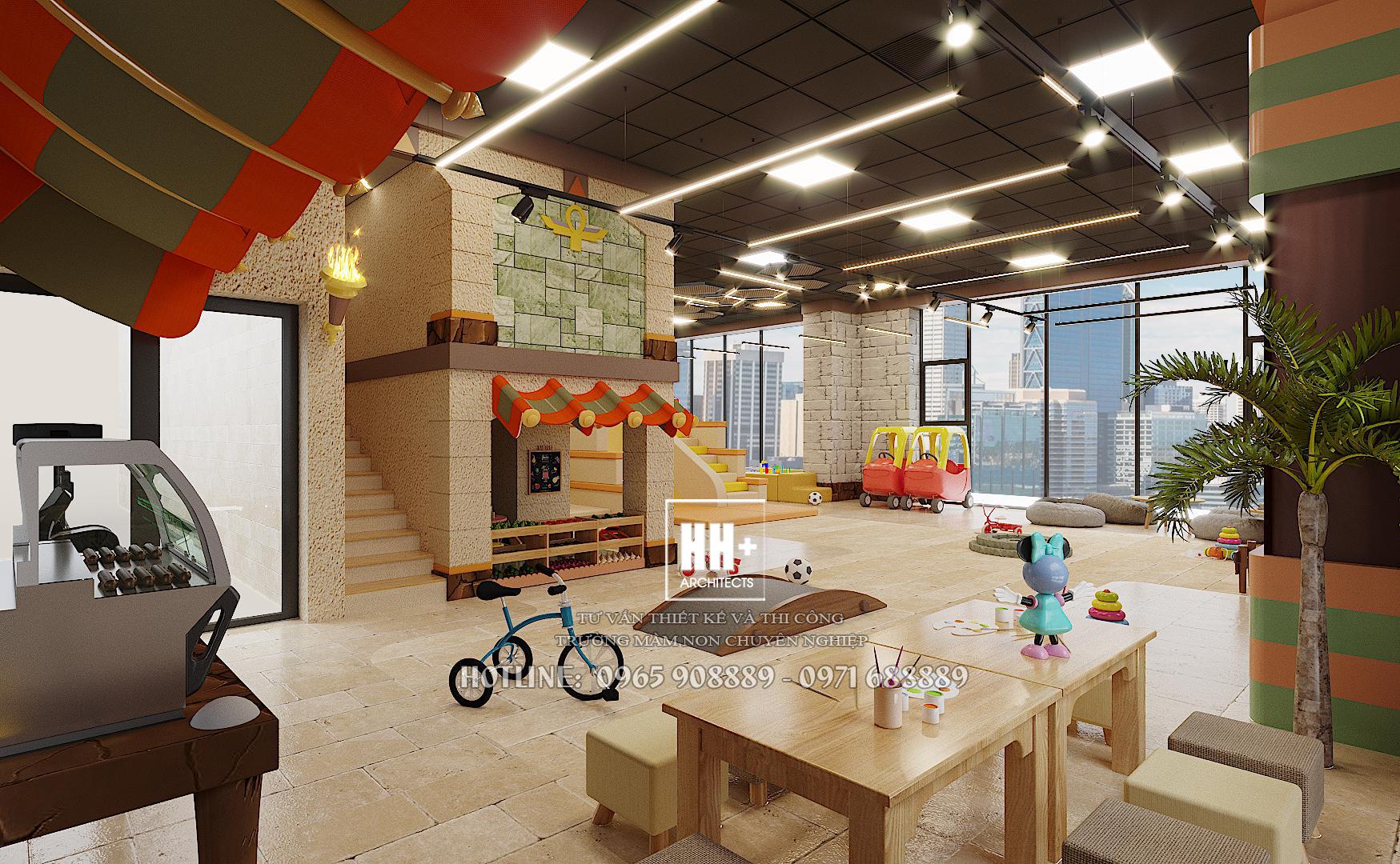 4 Thiết kế khu vui chơi trẻ em Thiết kế khu vui chơi trẻ em Hello World 4