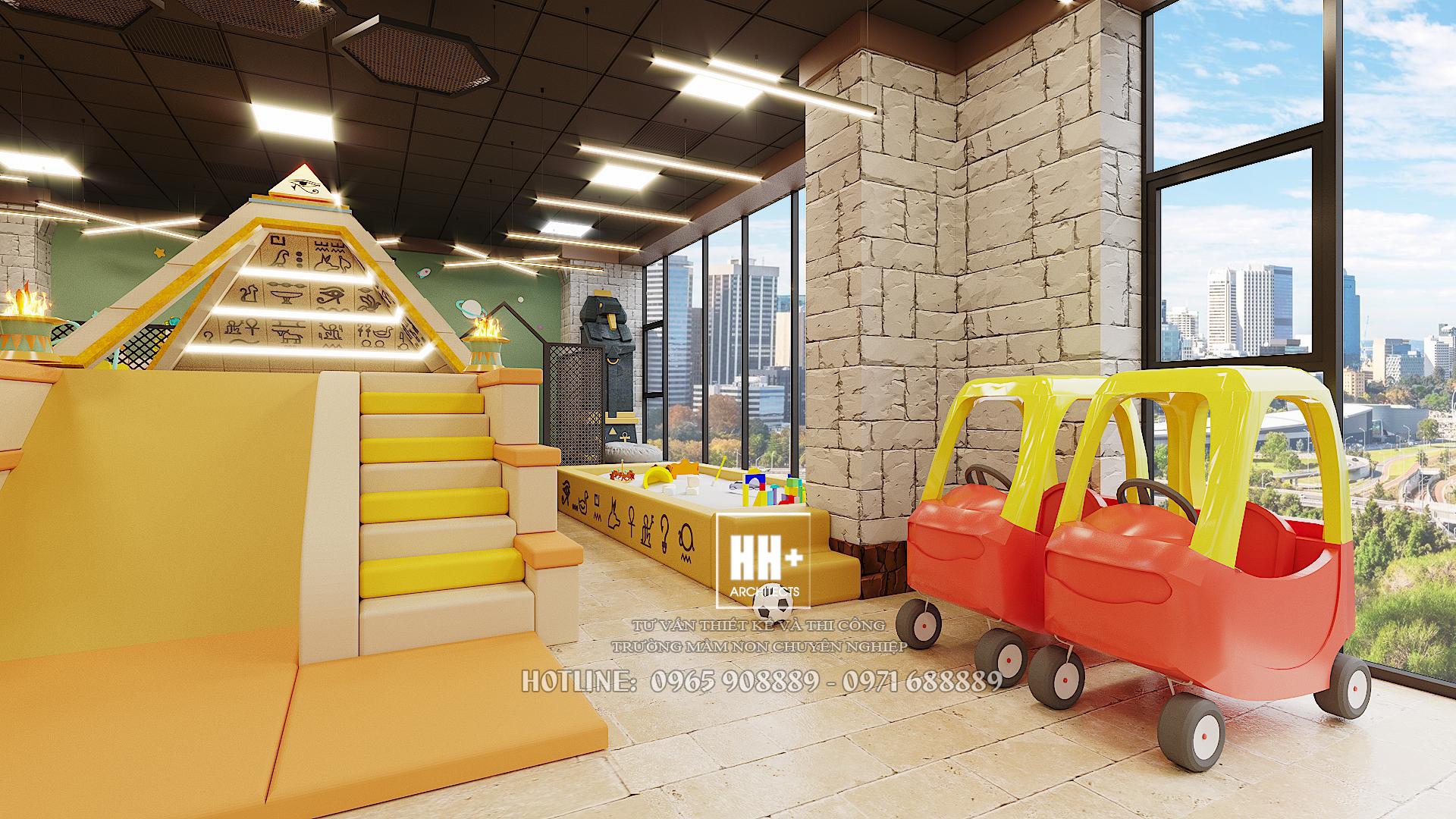 9 Thiết kế khu vui chơi trẻ em Thiết kế khu vui chơi trẻ em Hello World 9